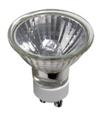 High energy halogen GU10