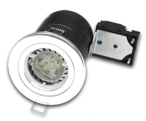 6w dimmable led downlight kit