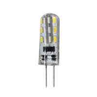 1.5w LED G4 - equivalent to ~15w halogen