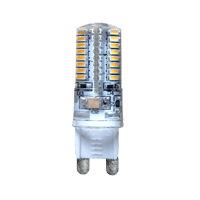 3w LED G9 capsule - replaces ~20w halogen