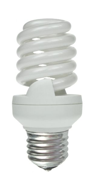 11w Low Energy T2 Helix Bulb Screw Es E27 2700k Pro