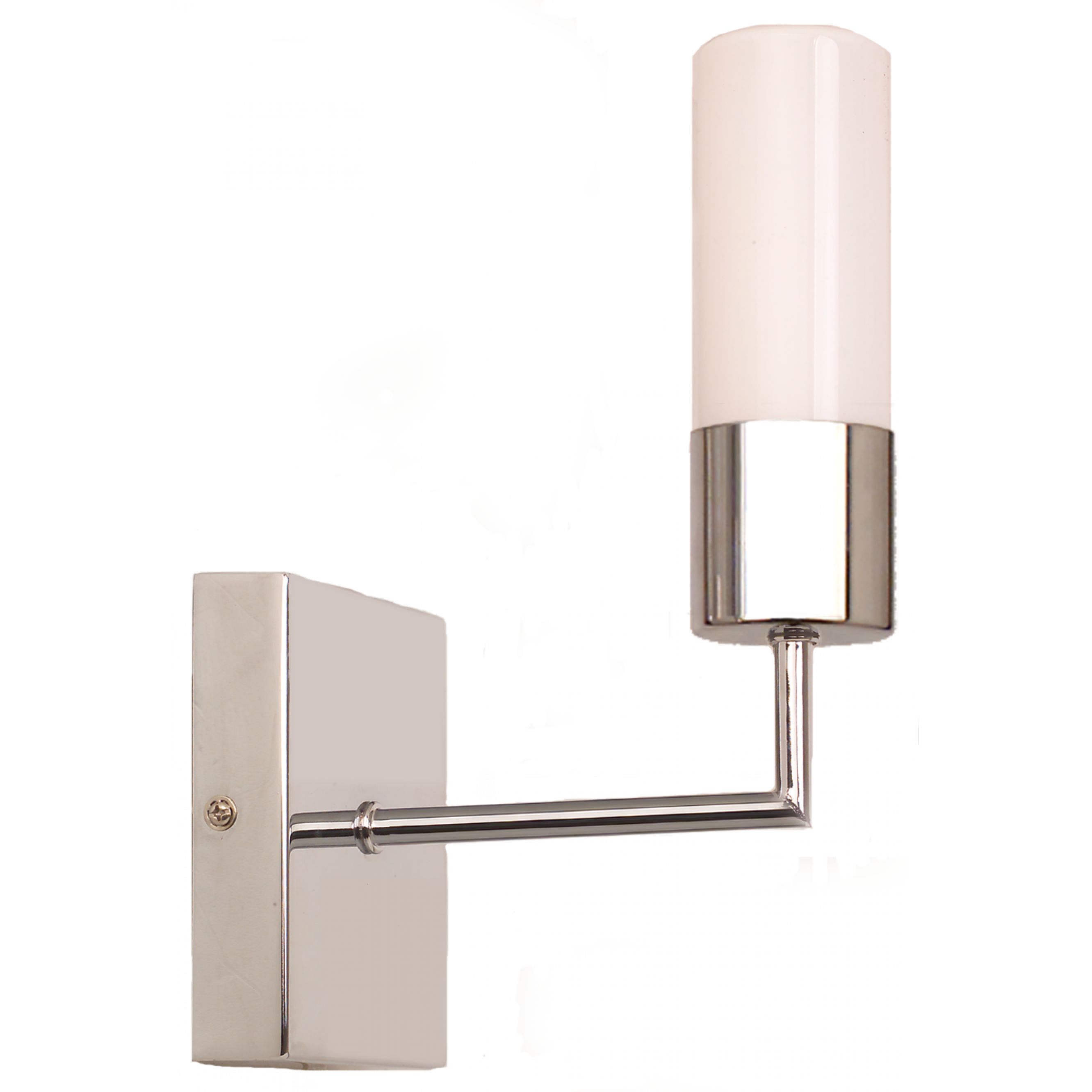 Whalley LED Double Wall Spot Light (stainless steel)